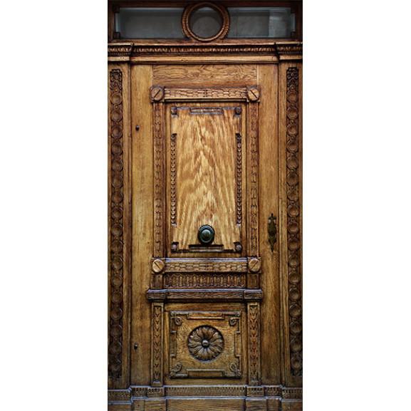 Fototapet Pentru Ușă Medieval Entrance 100 cm x 210 cm naturlich.ro