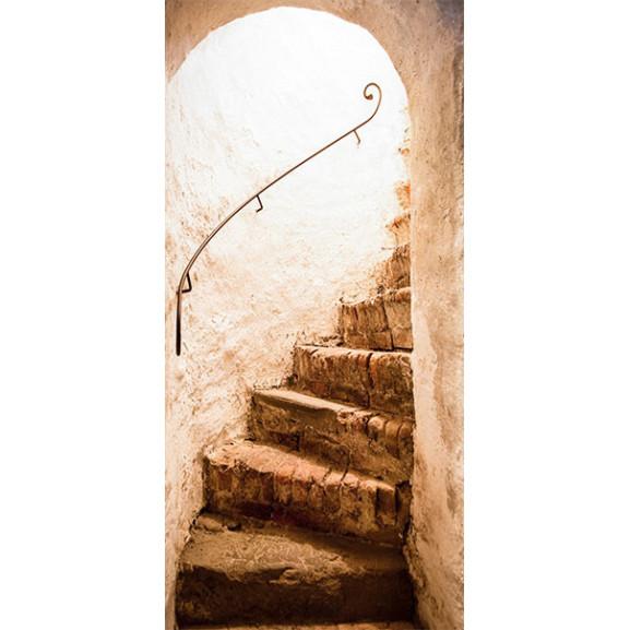 Fototapet Pentru Ușă A Secret Place 100 cm x 210 cm naturlich.ro