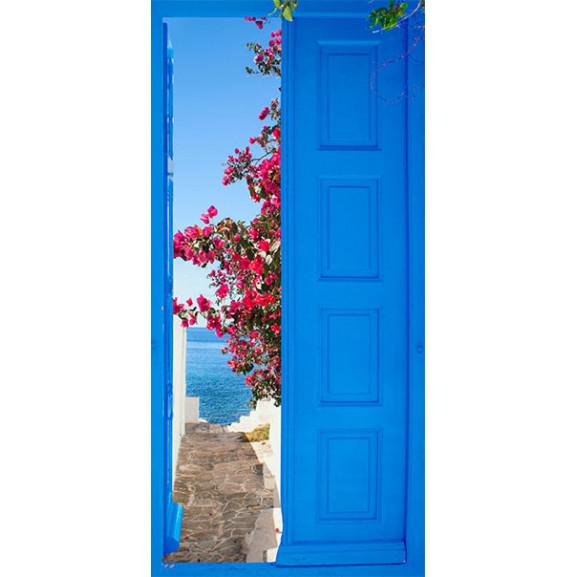 Fototapet Pentru Ușă Door Into Summer 100 cm x 210 cm naturlich.ro