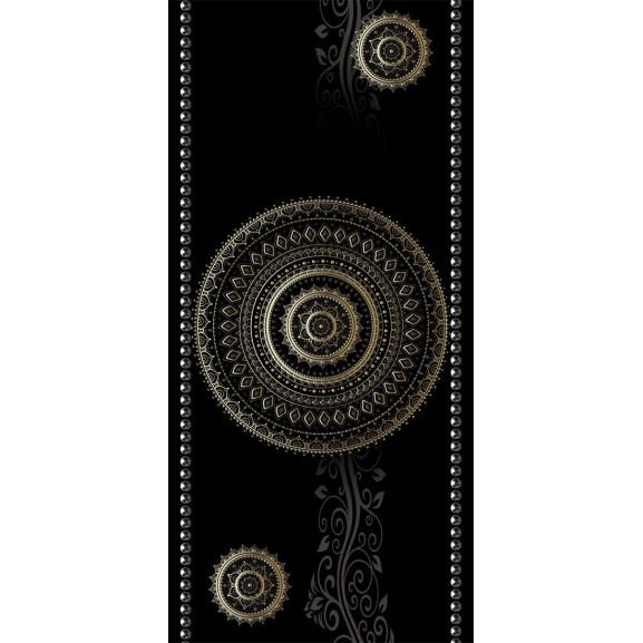 Fototapet Pentru Ușă Photo Wallpaper Pattern – Circles I 100 cm x 210 cm naturlich.ro