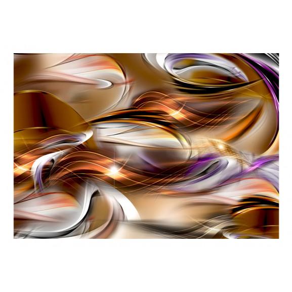 Fototapet Amber Sea 100 cm x 70 cm naturlich.ro