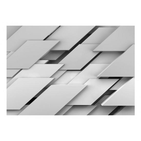Fototapet The Edge Of Gray 100 cm x 70 cm naturlich.ro