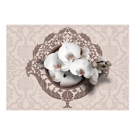 Fototapet Royal Orchids 100 cm x 70 cm naturlich.ro