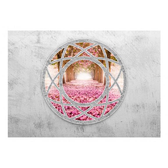 Fototapet Enchanted Window 100 cm x 70 cm naturlich.ro