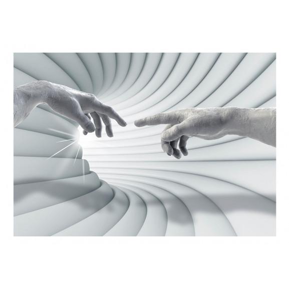 Fototapet Touch Of The Light 100 cm x 70 cm naturlich.ro