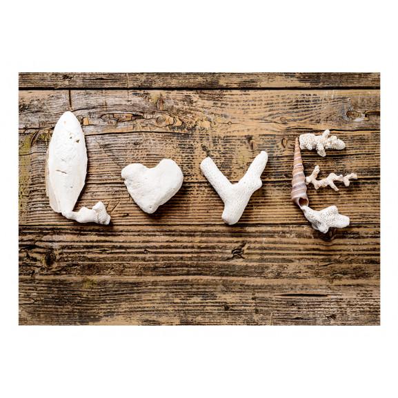 Fototapet Declaration Of Love 100 cm x 70 cm naturlich.ro