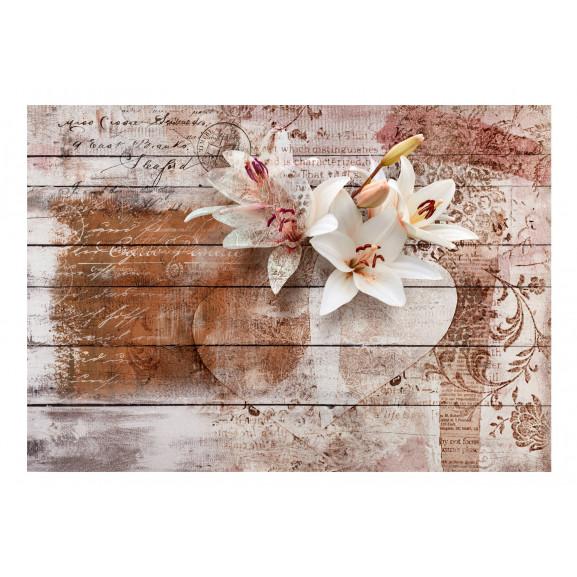 Fototapet Romantic Memories 100 cm x 70 cm naturlich.ro