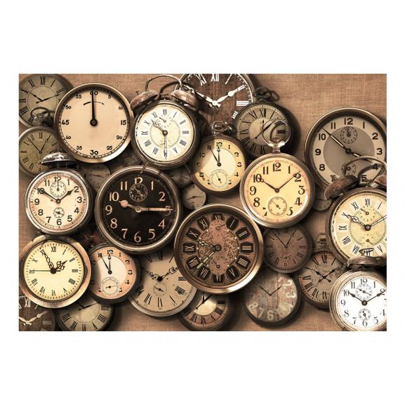 Fototapet Old Clocks 100 cm x 70 cm naturlich.ro
