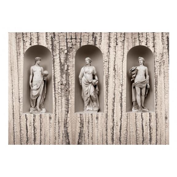 Fototapet In Ancient World 100 cm x 70 cm naturlich.ro