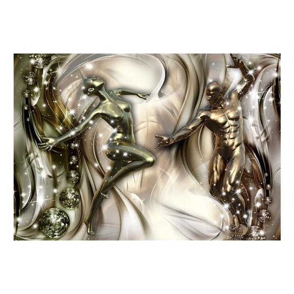 Fototapet Energy Of Passion 100 cm x 70 cm naturlich.ro