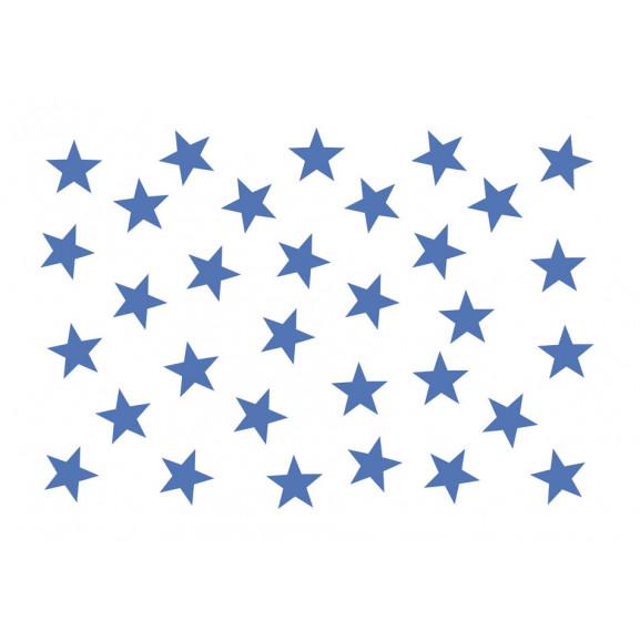 Fototapet Blue Star 100 cm x 70 cm naturlich.ro