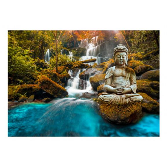 Fototapet Oasis Of The Soul 100 cm x 70 cm naturlich.ro