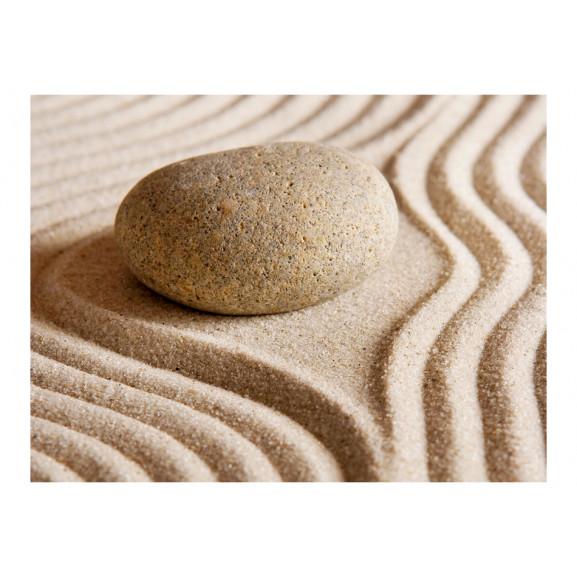 Fototapet Zen Stone 200 cm x 154 cm naturlich.ro