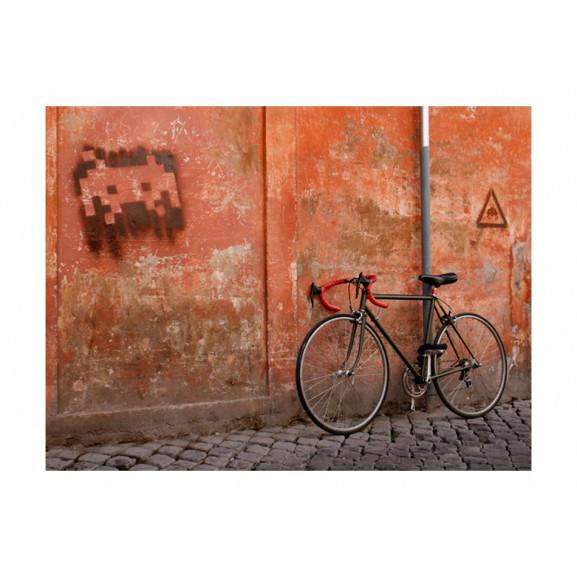 Fototapet Bicycle 200 cm x 154 cm naturlich.ro