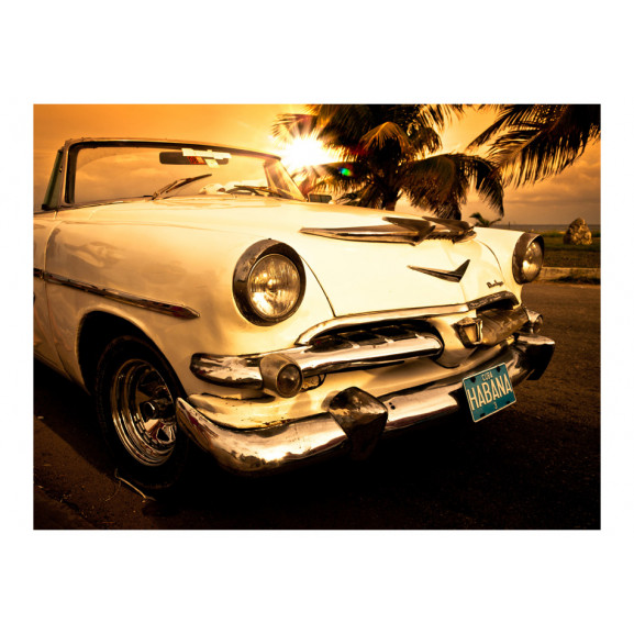 Fototapet Viva Havana! 200 cm x 154 cm naturlich.ro