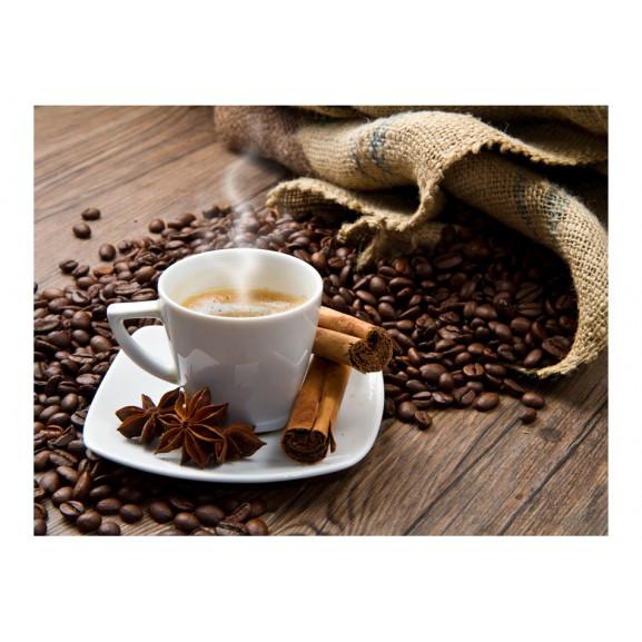Fototapet Star Anise Coffee 200 cm x 154 cm naturlich.ro