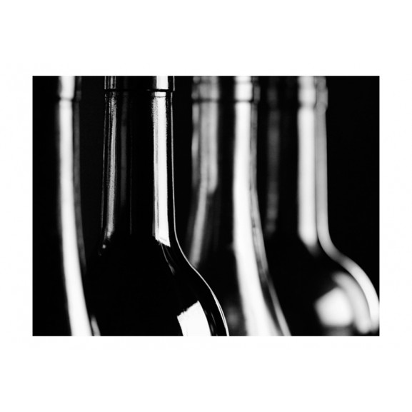 Fototapet Wine Bottles 200 cm x 154 cm naturlich.ro