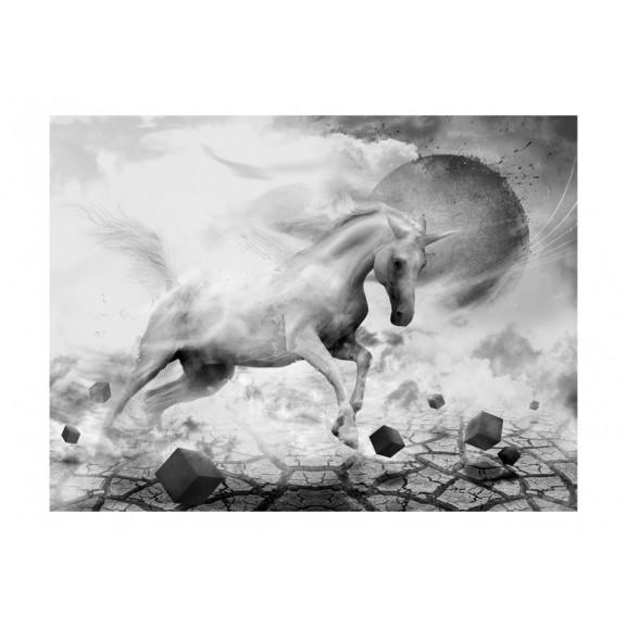 Fototapet Unicorn 200 cm x 154 cm naturlich.ro