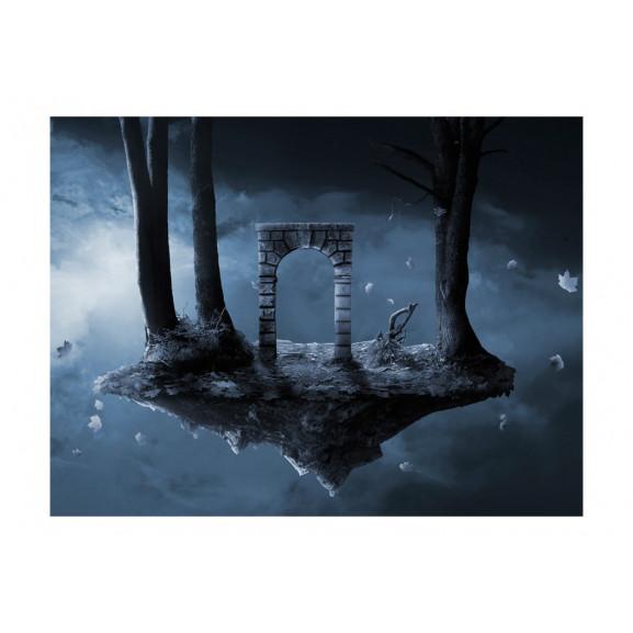 Fototapet Gate Fantasy 200 cm x 154 cm naturlich.ro