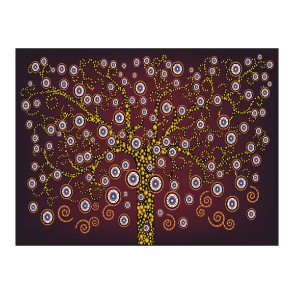 Fototapet Tree (Orient) 200 cm x 154 cm naturlich.ro
