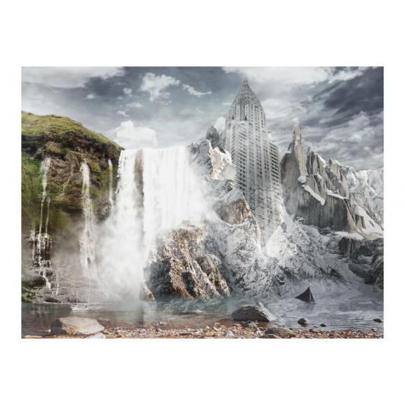 Fototapet Upcoming Civilization 200 cm x 154 cm naturlich.ro
