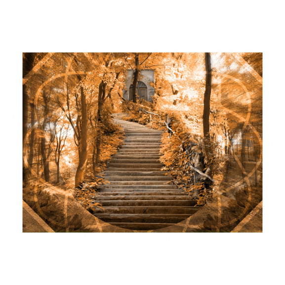 Fototapet Stairs To Paradise 200 cm x 154 cm naturlich.ro