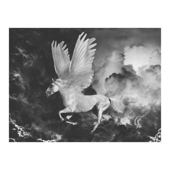 Fototapet Pegasus On The Way To Mount Olympus 200 cm x 154 cm naturlich.ro