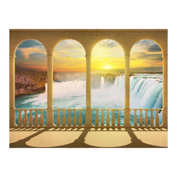 Fototapet Dream About Niagara Falls 200 cm x 154 cm naturlich.ro
