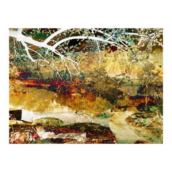 Fototapet River Of Life 200 cm x 154 cm naturlich.ro