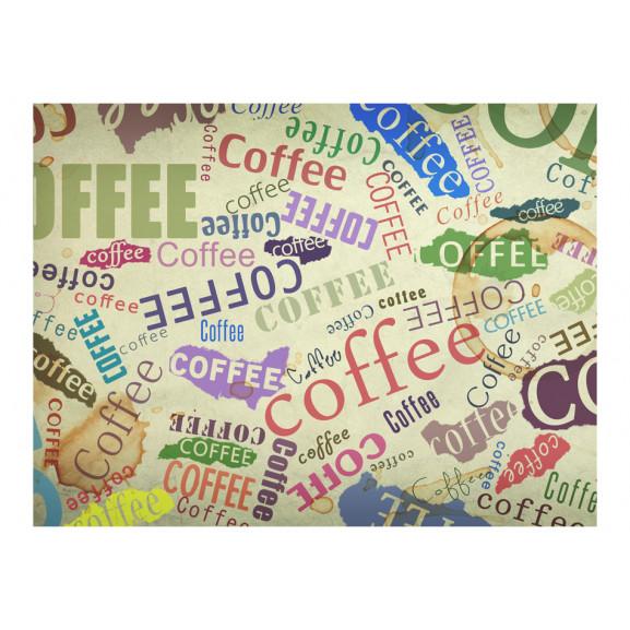 Fototapet The Fragrance Of Coffee 200 cm x 154 cm naturlich.ro