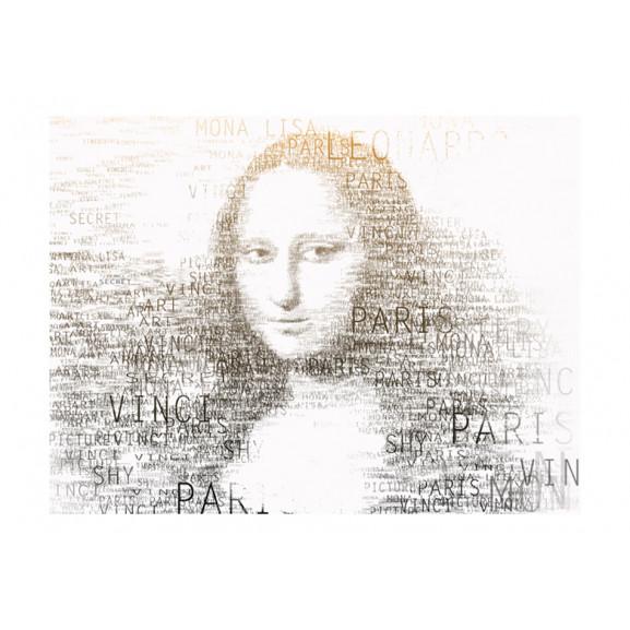 Fototapet Leonardo Da Vinci'S Diary 200 cm x 154 cm naturlich.ro