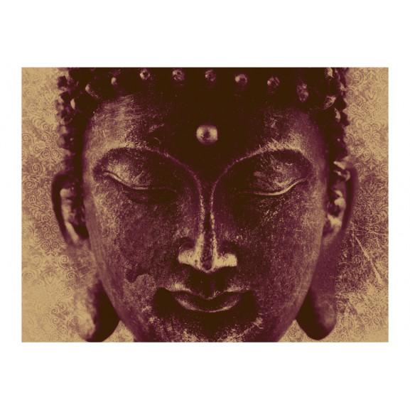Fototapet Wise Buddha 200 cm x 154 cm naturlich.ro