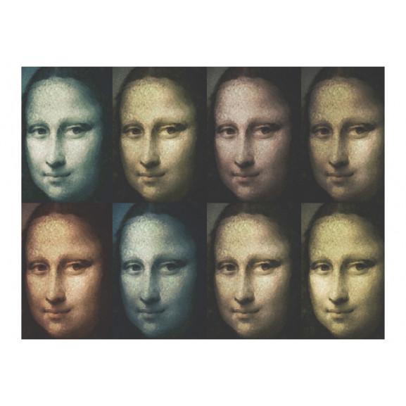 Fototapet Mona Lisa (Pop Art) 200 cm x 154 cm naturlich.ro