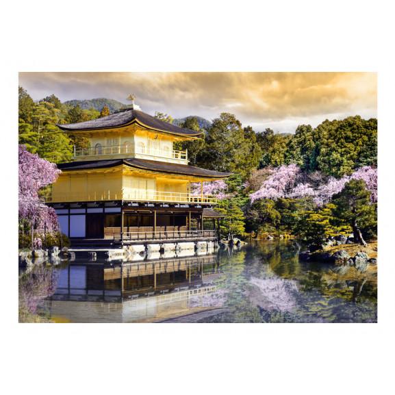 Fototapet Japanese Landscape 100 cm x 70 cm naturlich.ro