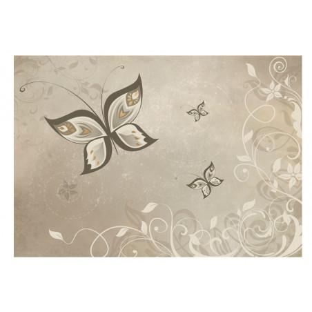 Fototapet Butterfly Wings 100 cm x 70 cm-01