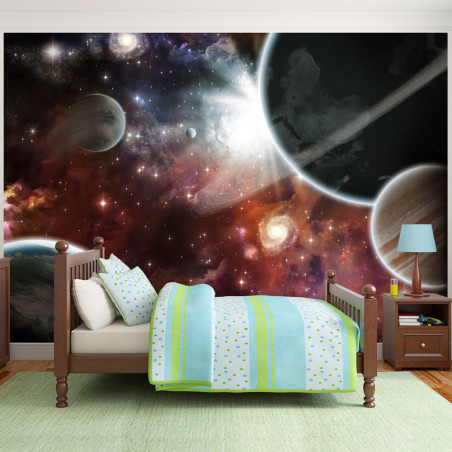 Fototapet Walk In Space 100 cm x 70 cm-01