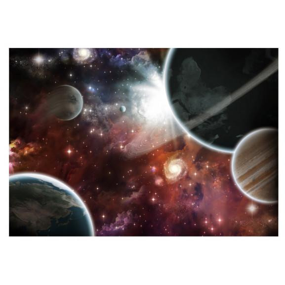 Fototapet Walk In Space 100 cm x 70 cm naturlich.ro