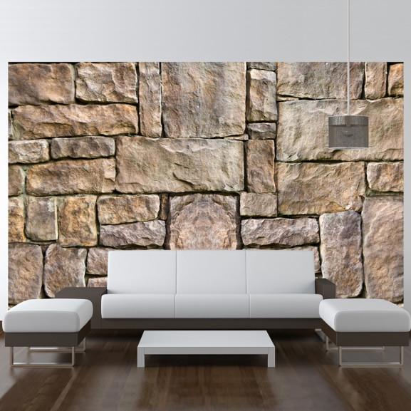 Fototapet Stone Puzzles 100 cm x 70 cm