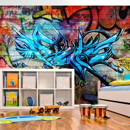 Fototapet Art Crime 100 cm x 70 cm-01