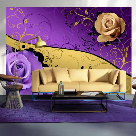 Fototapet Double Elegance 100 cm x 70 cm