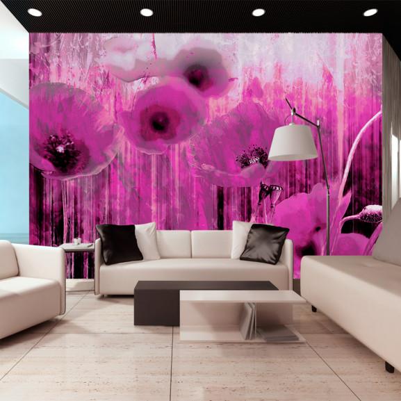 Fototapet Pink Madness 100 cm x 70 cm