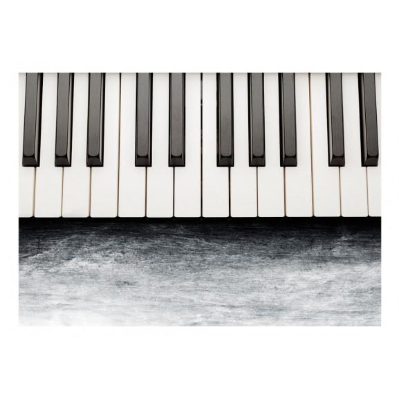 Fototapet Inspired By Chopin Grey Stone 100 cm x 70 cm naturlich.ro