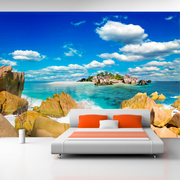 Fototapet Summer Asylum 100 cm x 70 cm