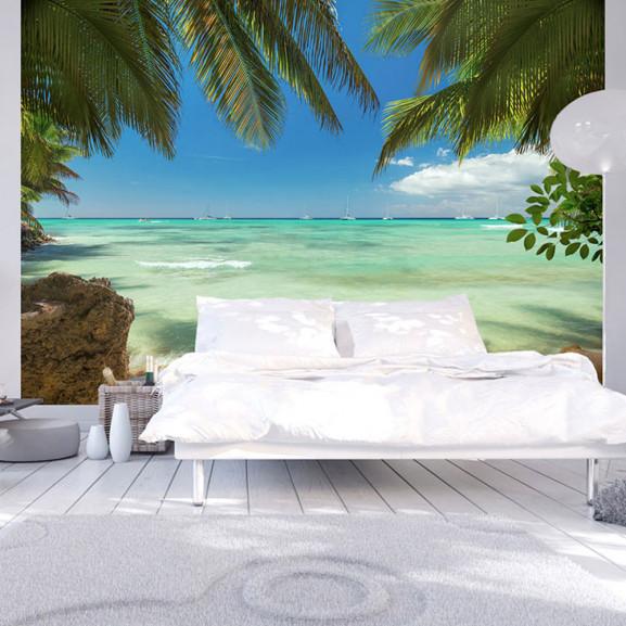 Fototapet Relaxing On The Beach 100...