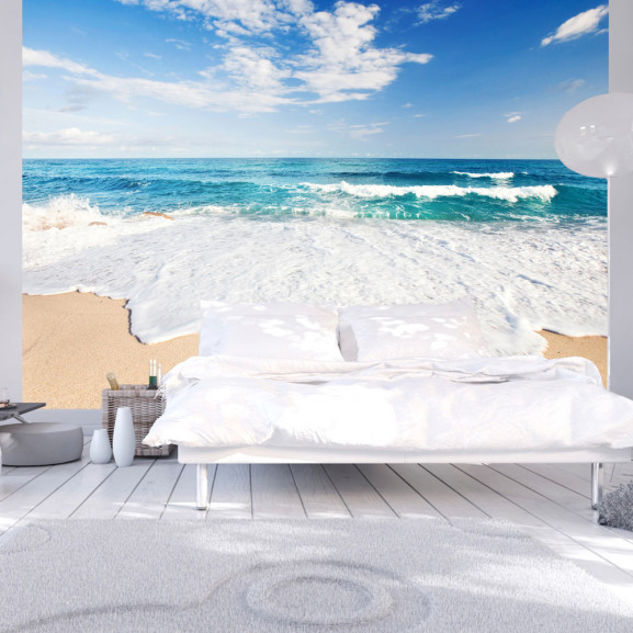 Fototapet Sea Waves 100 cm x 70 cm