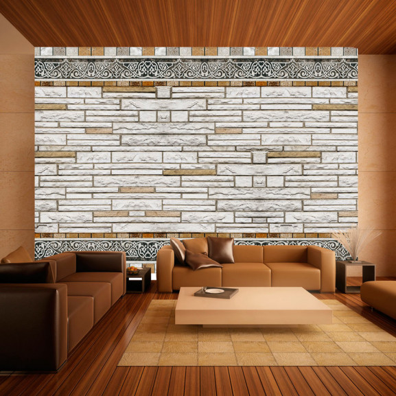 Fototapet Stone Mosaic 100 cm x 70 cm