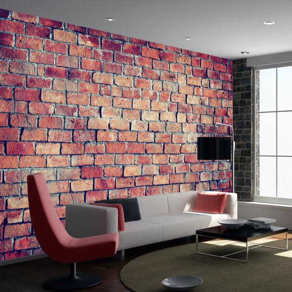 Fototapet Brick Puzzle 100 cm x 70 cm
