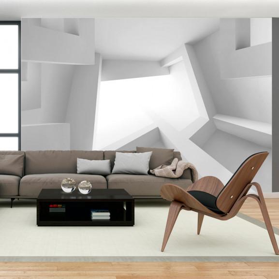 Fototapet White Room 100 cm x 70 cm