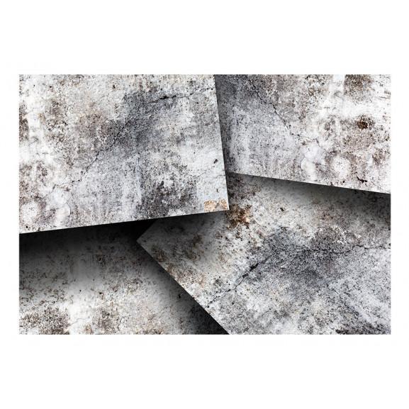 Fototapet Concrete Cards 100 cm x 70 cm naturlich.ro