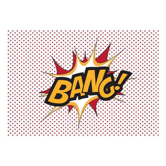 Fototapet Bang! 100 cm x 70 cm naturlich.ro